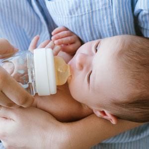 哺乳瓶の除菌